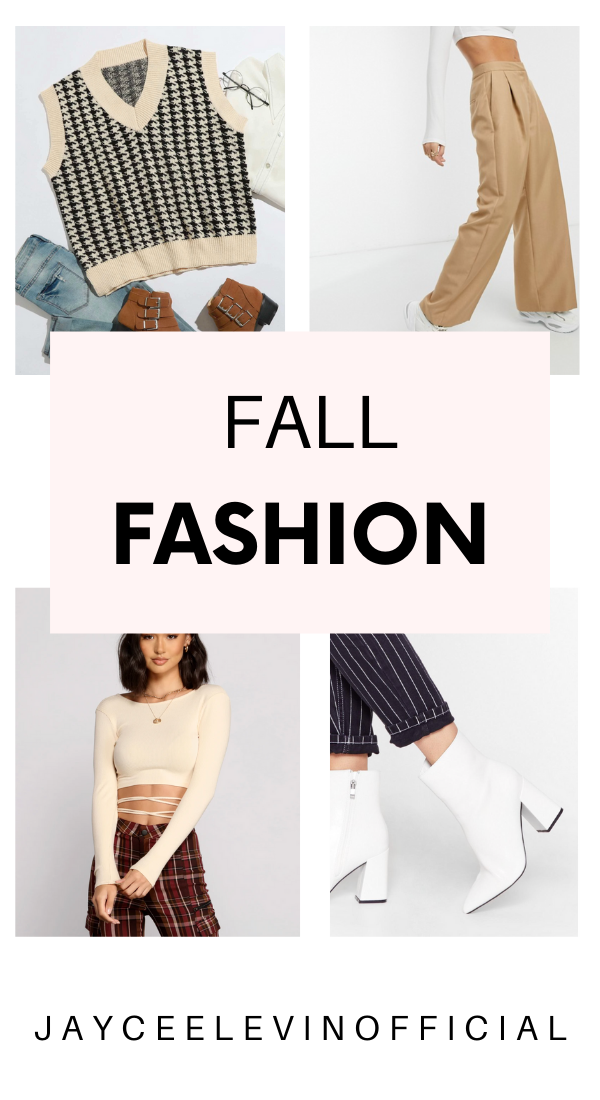 Fall fashion, round up of my favorite outfits for autumn.
